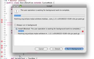Instalando el plugin para Eclipse de JavaFX